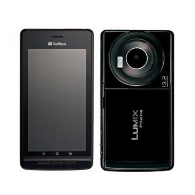 LUMIX Phone 101P(ブラック)