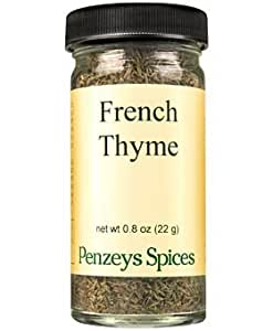 Thyme French By Penzeys Spices .8 oz 1/2 cup jar