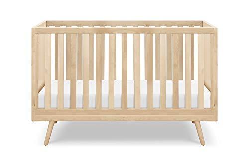 31AFa0KnupL - Ubabub Nifty Timber 3-in-1 Crib In Natural Birch, Greenguard Gold Certified