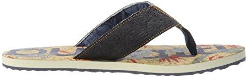 Bugatti Jeans 455 Flops Blue Flip K17806 Men's xFBgn1S