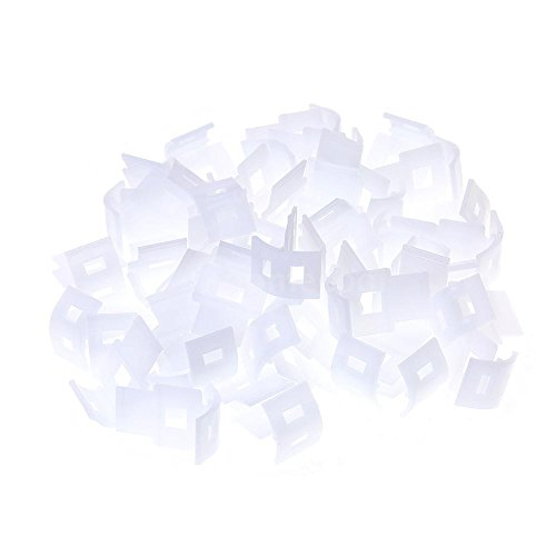 Tile Leveling System 50pcs Clips Kit Wall Floor Tile Spacer Tiling Tool