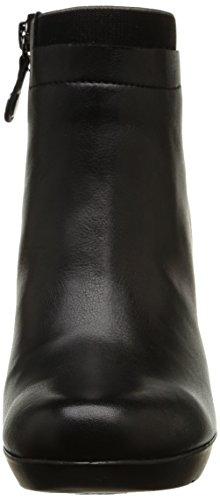 Geox D Inspirat St E D54g9e00043 - Botas Mujer Negro - Noir (C9999)