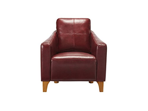Oak Furniture Land Blake Classic Alta Brazo sillón en ...