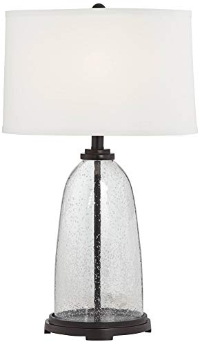 Emerson Dark Bronze Fillable Table Lamp ()