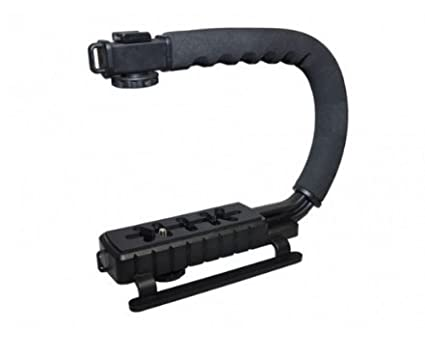 Action Handle Grip Stabilizing Stabilizer For Canon, Nikon, Sony, Samsung, Fujifilm, Fuji, Olympus, Panasonic, Pentax DSLR Digital SLR Camera Video Camcorder