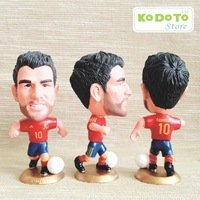Spain Cesc Fabregas #10 Toy Figure 2.5
