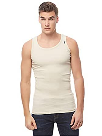 Cottonil Beige Under Shirt For Men