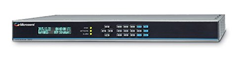 Microsemi SyncServer S600 - Network time server (090-15200-601) by Microsemi Corporation