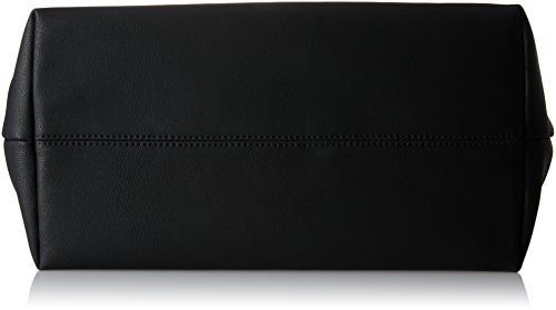 Bolso a Liu Jo de carpeta femenino Gr Marseill MainApps Negro (Black)