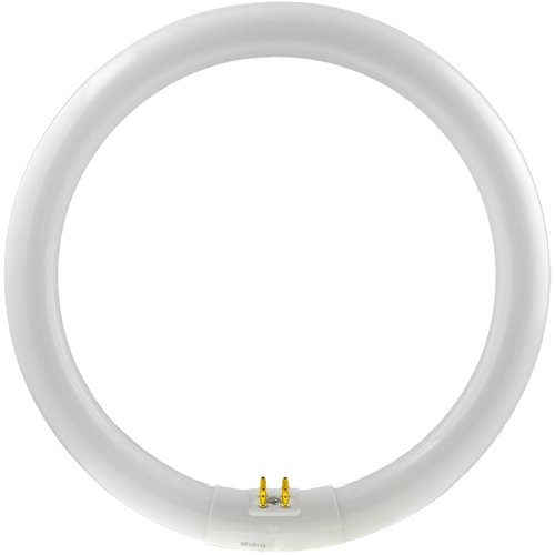 TCP CFL Circle Lamp, 120W Equivalent, Soft White (2700K), T6 Circline Lamp