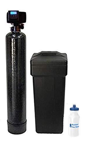 AFW Filters Built Fleck 5600SXT 48,000 Grain Water Softener Digital SXT Metered Whole House System