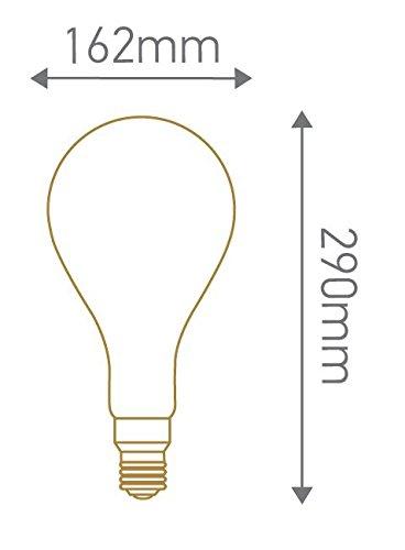 Suspension Cuivre Pack Big Bulb Ampoule filament spiral/é