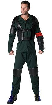 Terminator Salvation Movie Costume Deluxe John Connor, Adult (John Connor Costume)