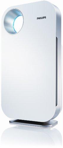 Philips Luftreiniger AC4072/11 mit hocheffizientem HEPA-Kombifilter für Wohnung und Büro
