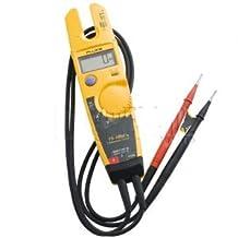 Fluke T5-1000 Voltage Continuity and Current Digital Electrical Tester Meter - 1000V-2PK