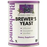 Bluebonnet Nutrition Brewer's Yeast Powder, 1 lb (Pack of 2) Review