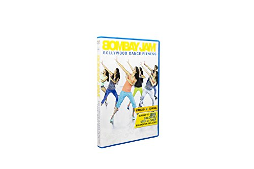 Bombay Jam® Bollywood Dance Workout - DVD