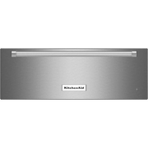 KitchenAid 30 Stainless Steel Slow Cook Warming Drawer