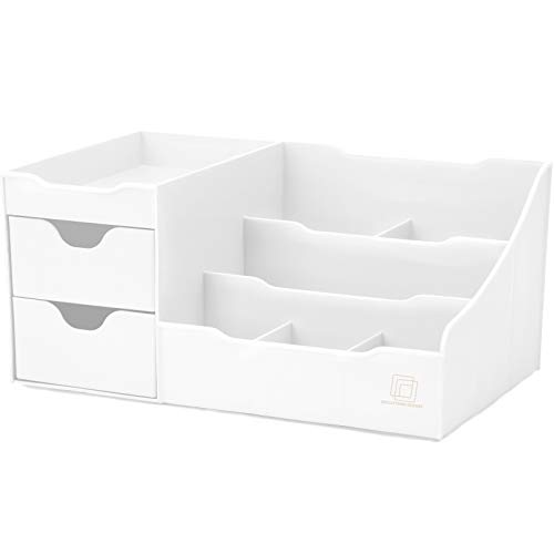 Uncluttered Designs Makeup Organizer Drawers