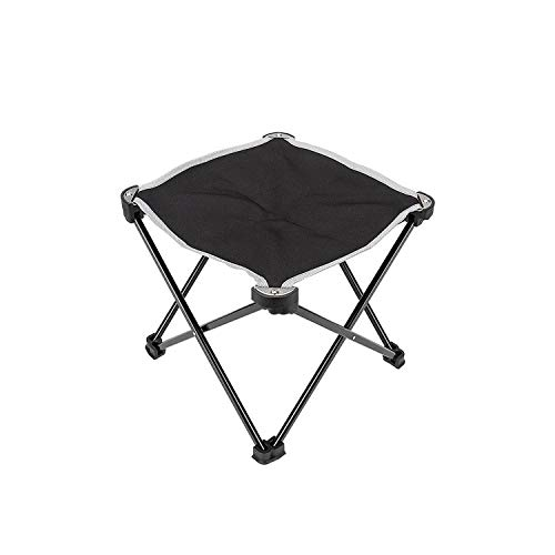 weuiuit Portable Folding Fishing Chair Outdoor Camping