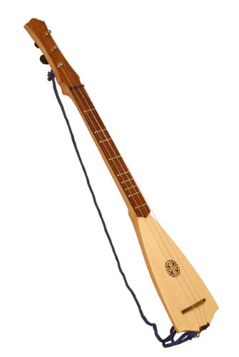 3 String Trail Dulcimer by Roosebeck