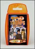 Top Trumps Specials Dr Who Card Game