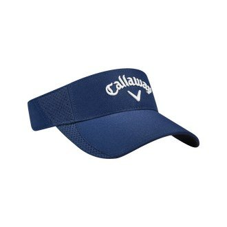 9ddfa791 Callaway Golf Men's Sportlite Visor Caps, Navy, One Size: Amazon.co ...