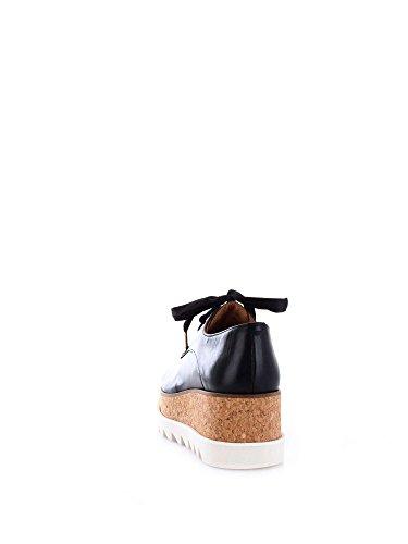 Trussardi 79A00187 Noir Chaussures Femme de Ville a7a6wqC