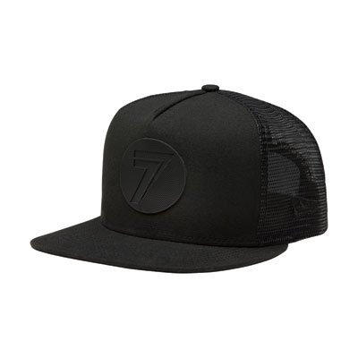 Seven Dot Mesh Snapback Hat