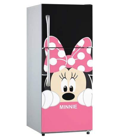 printingdeco Vinilo frigorifico Minnie: Amazon.es: Hogar