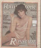 Linda Ronstadt Rolling Stone - 2
