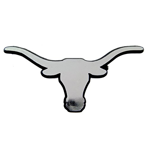 NCAA Texas Longhorns Chrome Auto Emblem, Once Size, - Or Bend Outlet Mall