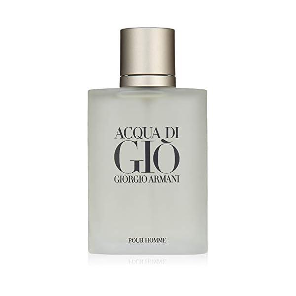 Acqua Di Gio By Giorgio Armani for Men Eau De Toilette Spray 3.4 Fl Oz