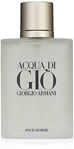 Acqua Di Gio By Giorgio Armani For Men. Eau De Toilette Spray 3.4 Ounces (List Of Best Mens Cologne)