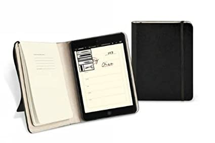 online store 2efb5 a7db3 Moleskine Ipad Mini Tablet Slim Digital Cover With Volant Notebook
