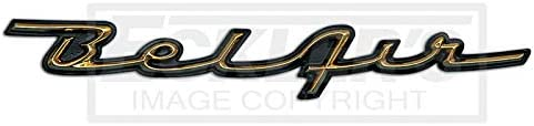 Ecklers Premier Quality Products 57130880 Chevy Dash Indicator Light Disc Set