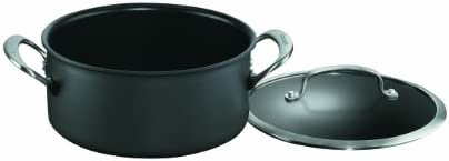 Revere Try-Ply Bottom 1-Quart Saucepan with Lid, Stainless Steel