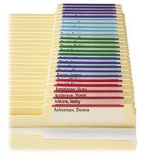 Kit Labeling System Starter - Smead Viewable Color Labeling System