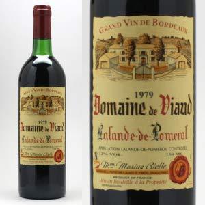 ドメーヌドヴィオー[1979] 750ml 1979年 赤ワイン  B07MZTCD97