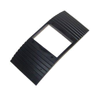 Belvedere Dryer Part: Slide Collar For Duct - Black Plastic ()