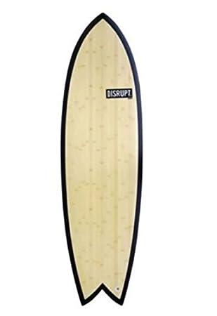 El Dory Tabla de surf, diseño de bambú, ...