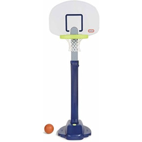 Kids' Pro Adjustable Heights Indoor Outdoor Basketball Hoop Set