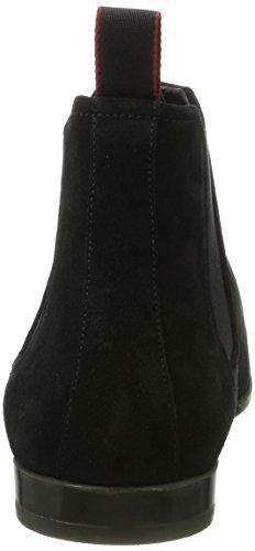 HUGO Pariss_Cheb_sd1 10201519 01, Herren Combat Boots, Schwarz (Black), 45 EU (11 UK)