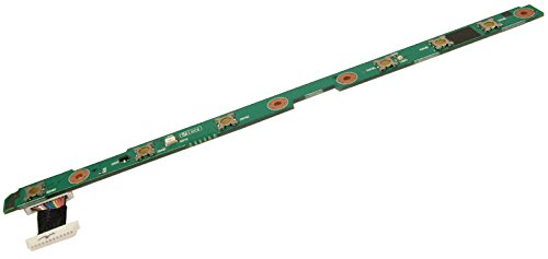 HP 6050A2030201Button Switch Board and Cable ()