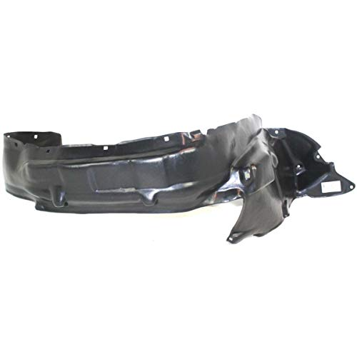 Parts N Go 2000-2006 Toyota Tundra Fender Liner Driver Side Splash Guard 2001-2004 Sequoia Front - TO1248127, ()
