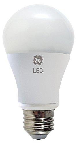 ge lighting 92145 led 11-watt (60-watt replacement), 800-lumen a19 outdoor bulb with medium base, soft white, 1-pack - 31AGXaZw7BL - GE Lighting 92145 LED 11-watt (60-watt replacement), 800-Lumen A19 Outdoor Bulb with Medium Base, Soft White, 1-Pack solar led - 31AGXaZw7BL - Home