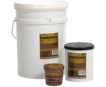MX4 Lanox Lanolin Grease - 2.5kg (4.4 lbs) Tub