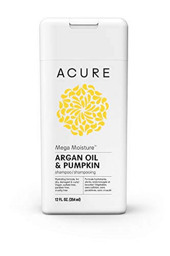Mega Moisture Argan Shampoo