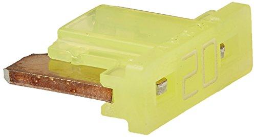 Amp Atm Fuses - Bussmann BP/ATM-20LP-RP 20 Amp Low Profile ATM Blade Fuse
