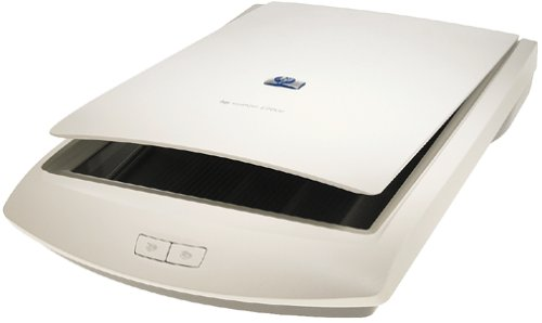 HP ScanJet 2200c Color Flatbed Scanner (C8507A) by HP